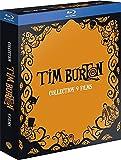 Tim Burton - Coffret 9 films [Francia] [Blu-ray]