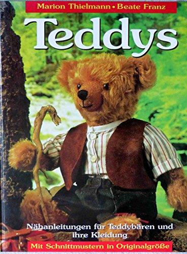 Teddys, Nähanleitungen für Teddybären und ihre Kleidung