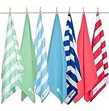 Easy Snorkel Micro Fiber Beach Towel - XL - Mint