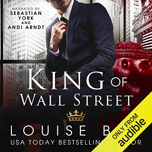 Page de couverture de King of Wall Street