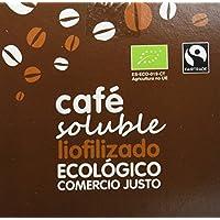 AlterNativa3 Café Soluble Liofilizado - 2 Paquete de 25 Sobres