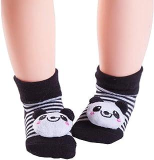 Bryights, Calcetines Bebe Calcetines De Bebé Recién Nacido De Algodón De Dibujos Animados Calcetines De Bebé Antideslizantes Calcetines Para Niños Y Niñas Zapatos Botas Ropa Para Niños Accesorios-15_12 Meses