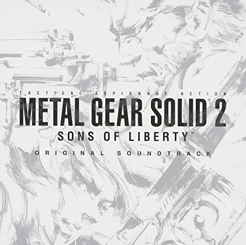 Price comparison product image Metal Gear Solid 2: Sons of Liberty
