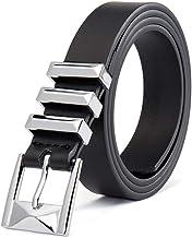 Genuine Leather Belt Unisex Casual Belt General Waistband Fashion (Size : XL)