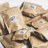 RUSPEPA Kraft Paper Poly Envelopes Mailer, Bolsas De Envío Con Sello Automático, 100% Reciclable, Empaque Reutilizable Gran Idea Para Ropa De Camiseta - 23.6 X 33 cm - 25Pack