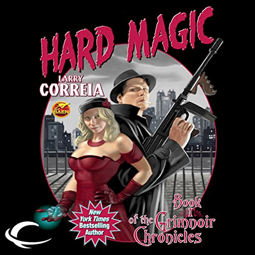 Hard Magic cover art