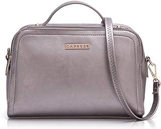Caprese Women's Cosmetic Bag (Gold)