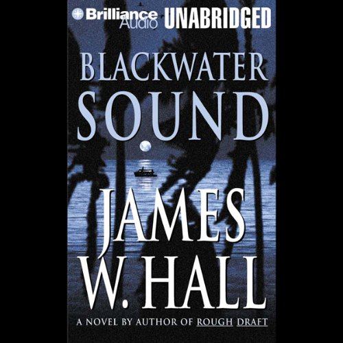 Blackwater Sound audiobook cover art