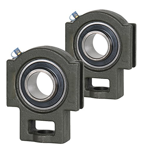2x 3 4 in Take Sales for Excellence sale Up Units Bearing Cast HC20 HCT204-12 Iron Mounted