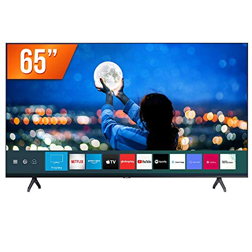 "Smart TV LED 65"" Samsung LH65BETHVGGXZD Ultra HD 4K 2HDMI 1USB Wifi"
