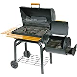 Grill`n Smoke Smoking Classic Barbecue Grill & Smoker