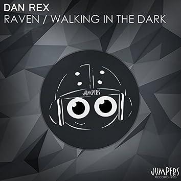 Raven / Walking In The Dark