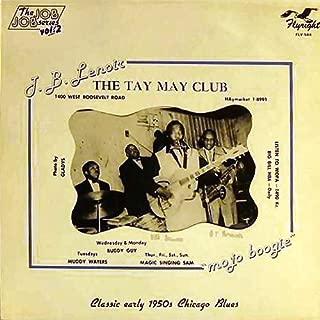 J.B. Lenoir: Mojo Boogie - The Tay May Club The Job series Vol. 2 LP