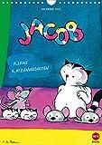 Kater Jacob kleine Katzenweisheiten (Wandkalender 2021 DIN A4 hoch)