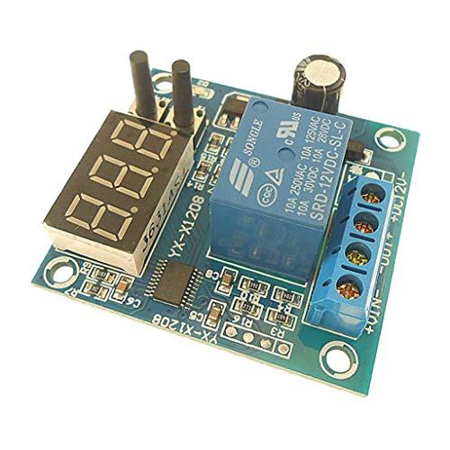 Shiwaki YXX1208 12 V Batterie Unterspannung Niederspannung Schutzplatinenmodul Schutzmodul