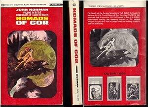 Gor # 4 -- Nomads of Gor
