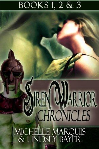 puissant Siren Warrior Chronicle: Livres 1, 2, 3
