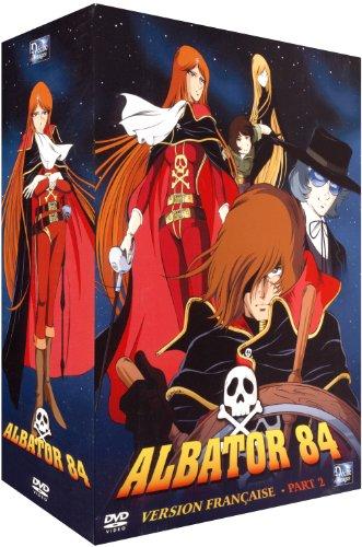 Albator 84-Partie 2-Coffret 4 DVD-VF