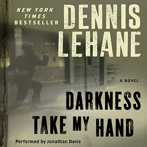 Darkness, Take My Hand audiobook cover art