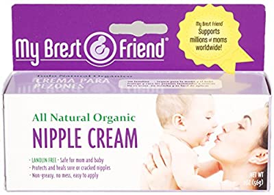 My Brest Friend All Natural Nipple Cream