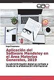 Aplicación del Software Mendeley en el Área Materias Generales, 2019: La sobreinformación digital se combate a través de la alfabetización informacional