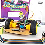 Sparklebox Joystick Control Car | Ideal Gift for Kids of Age 10 Years and Above | DIY Kit.