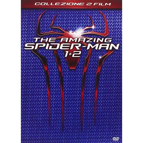 The Amazing Spider Man 1,2 (Box 2 Dvd)