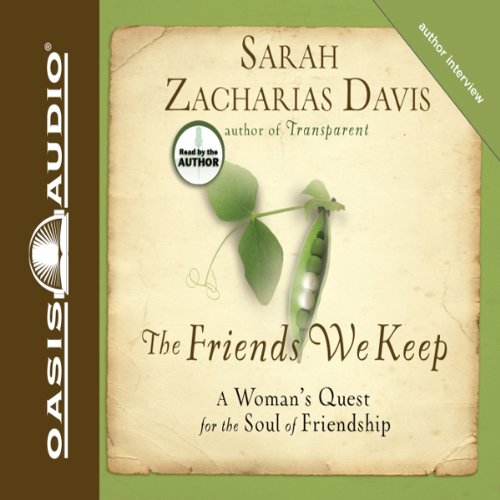 The Friends We Keep audiobook cover art
