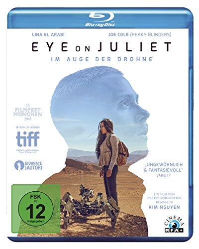 Eye on Juliet - Im Auge der Drohne [Blu-ray]