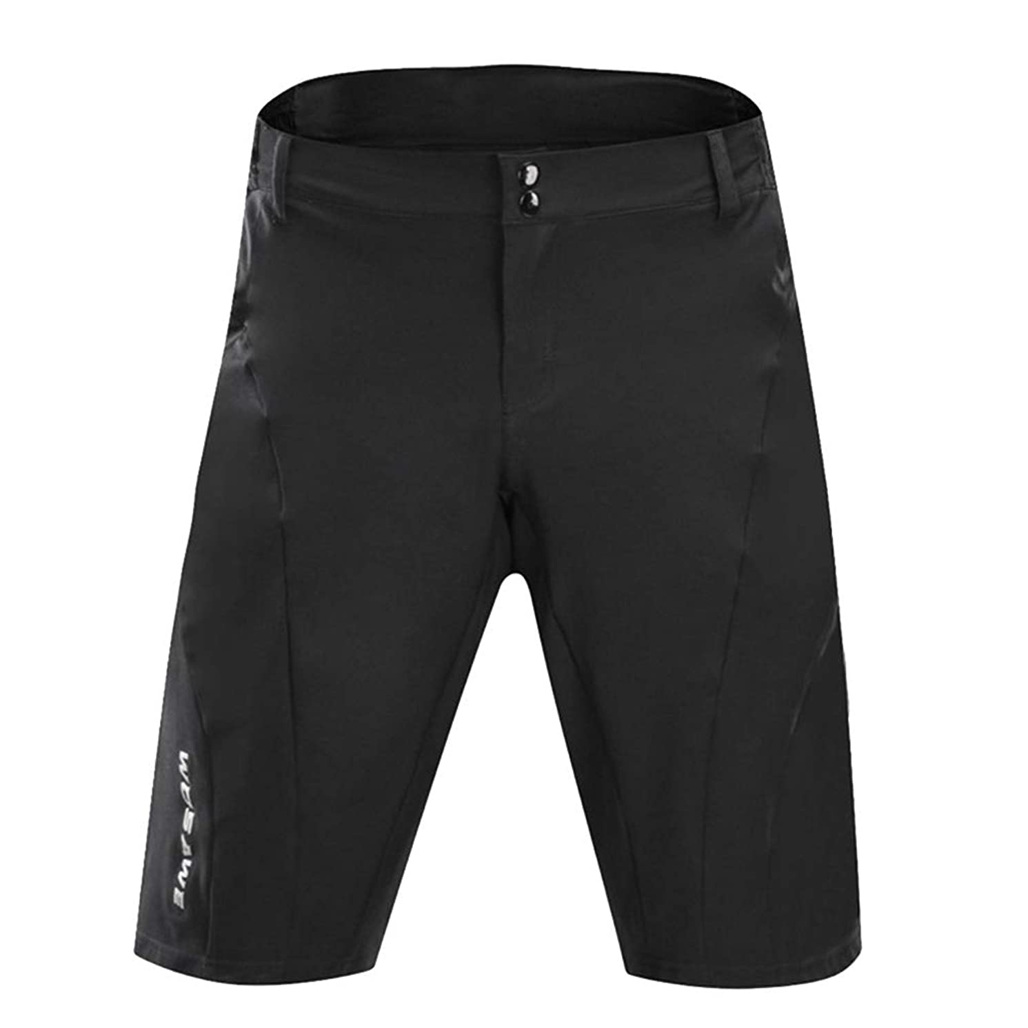Little rock Summer Men's Cycling Shorts Padded Bicycle Riding Pants Bike Biking Clothes Cycle Wear Tights