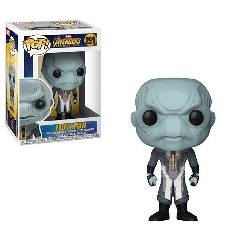 Funko POP! Marvel Avengers Infinity War: Ebony Maw