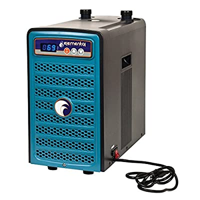 Elemental Solutions H2O Chiller, 1/10 HP