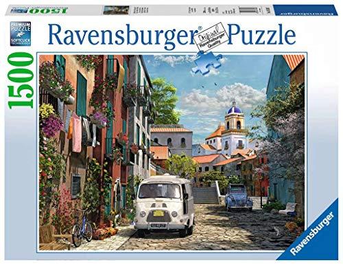 Ravensburger - Puzzle En el sur de Francia de 1500 piezas (16326)