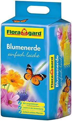 Floragard -   Blumenerde leicht