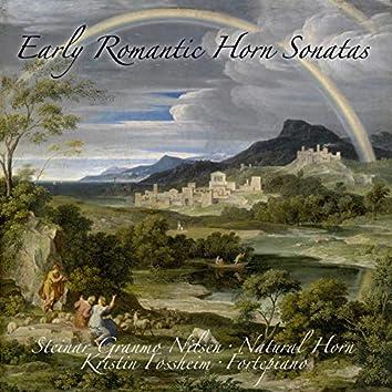 Early Romantic Horn Sonatas