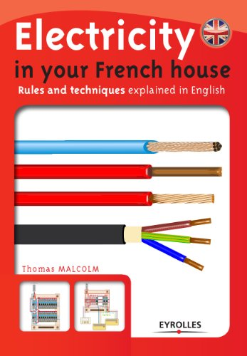 [QMVU_8575]  Electricity in your French house eBook: Malcolm, Thomas: Amazon.co.uk:  Kindle Store | Wiring Diagram For French Phone Socket |  | Amazon.co.uk