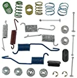 ACDelco Professional 18K564 Rear Drum Brake Spring Kit with Springs, Pins, Retainers, Washers, and Caps