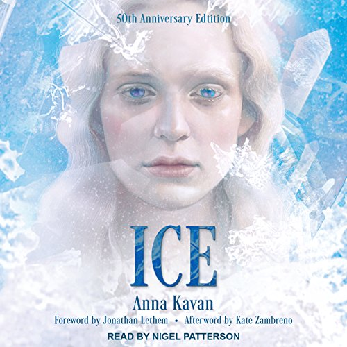 Ice audiobook cover art