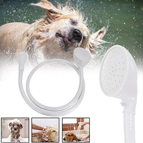 Portable Sink Hose Faucet Sprayer, Shampoo Sprayer Handheld Hose Faucet Shower Head Spray Hose for Bathing Baby, Pets, Washing Hair, Rinsing Vegetables