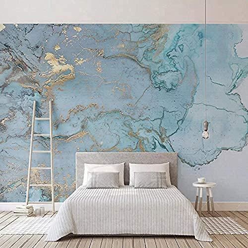Carta da parati Parete foto 3D dipinta a mano foglia grigia murale decorazioni per la casa soggiorno camera da letto murales carta da parati,200X140CM WxH