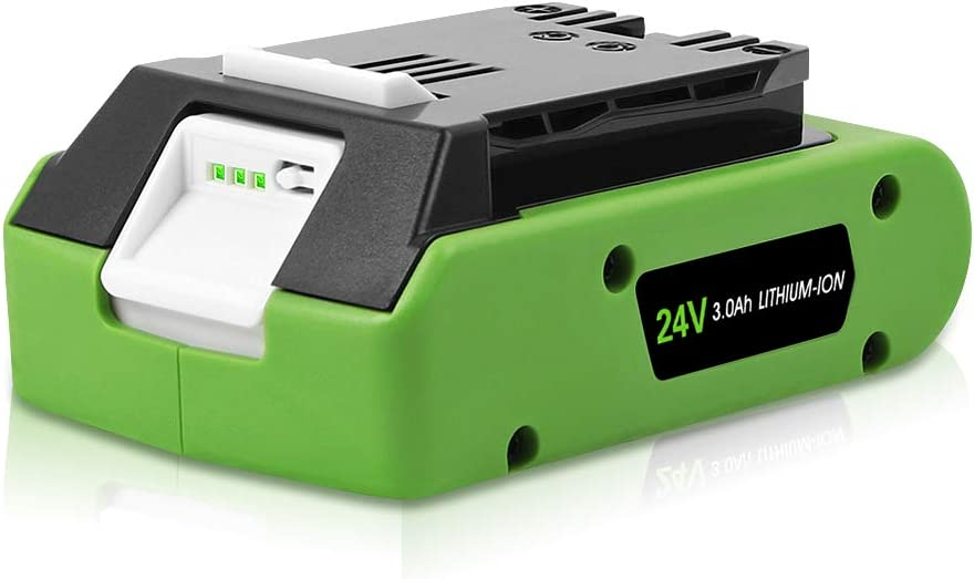 Jialipok 24V 3.0Ah Replacement Cordle Greenworks Popular brand in the Tucson Mall world Battery for