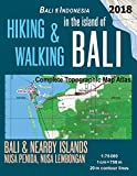 Hiking & Walking in the Island of Bali Complete Topographic Map Atlas Bali Indonesia 1:75000 Bali & Nearby Islands Nusa Penida, Nusa Lembongan: Travel ... Maps (Trails, Hikes & Walks Topographic Map)