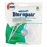 biorepair - floss pick - 36 pz