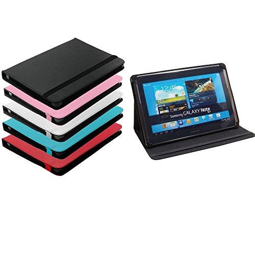 andyhandyshop Bookstyle Tablet PC Tasche Etui Hülle Case 10 Zoll für LG G Pad II 10.1