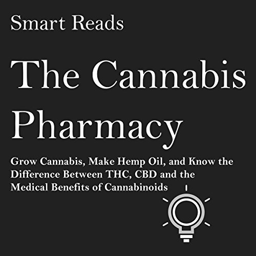 The Cannabis Pharmacy audiobook cover art