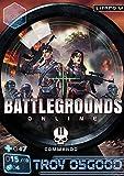Commando: A LitRPG / LitFPS Adventure (Battlegrounds Online Book 2) (English Edition)