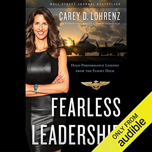 Fearless Leadership cover art