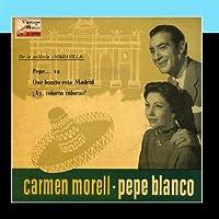 Vintage Spanish Song N?61 - EPs Collectors Carmen Morell Y Pepe Blanco O.S.T.: Maravilla by Pepe Blanco