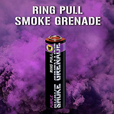 Exclusive Online RING PULL SMOKE (Purple)