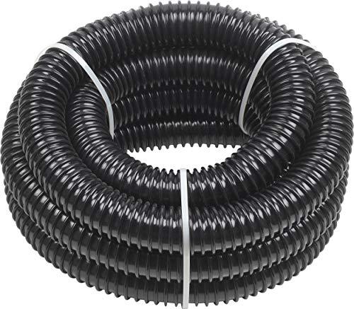 Meister Mehrzweckschlauch 25,4 mm (1 Zoll) - 4 m Länge - Zur Be- & Entwässerung - Geeignet für Pumpen, Filter- & Sauganlagen - Flexibel & Knickfest / Teichschlauch / Spiralschlauch / 9920530